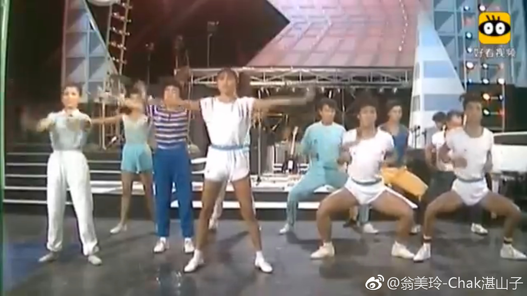 1984 gymnastic video02